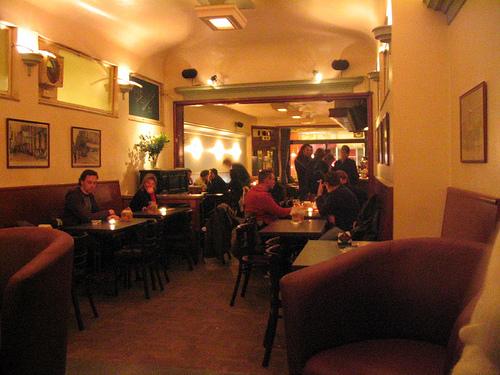 Café Roskam, Brussels