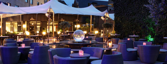 Crystal Lounge, Brussels