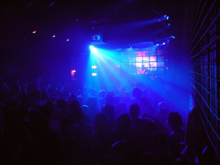 Techno Rave Berlin | © Christian Kadluba/Flickr