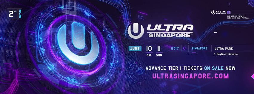Photo via    Ultra Singapore Facebook