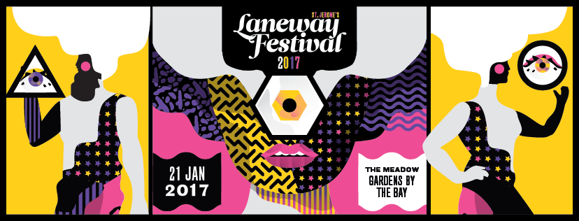 Photo Via Laneway Festival Facebook