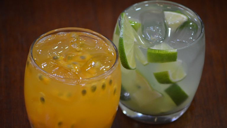 Caipirinhas are on the drinks menu at Galeria Cafe| © JuAnnun / Pixabay