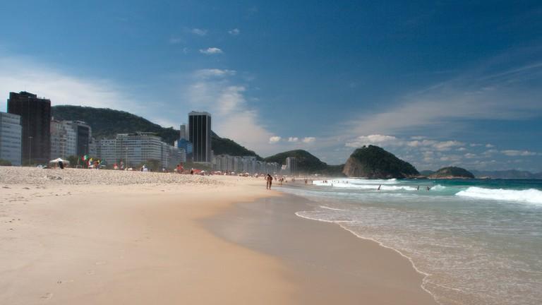 Copacabana Beach|© Christian Haugen/Flickr