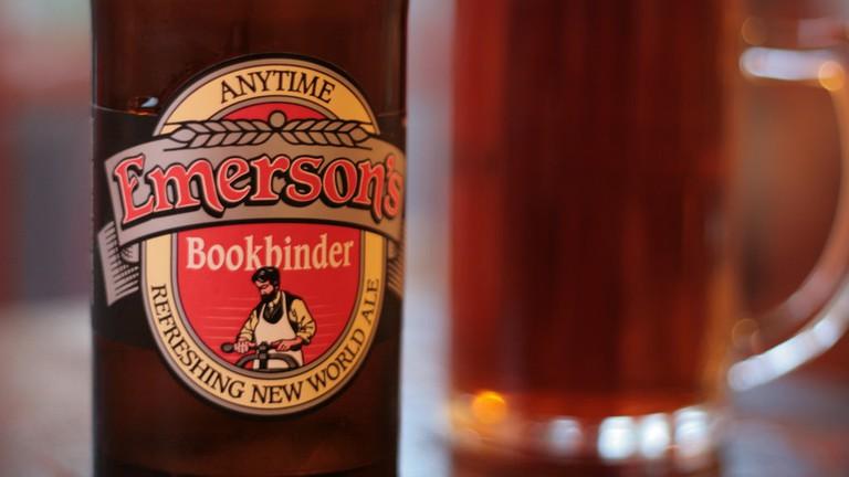 Emerson's beer |  © baudman / Flickr