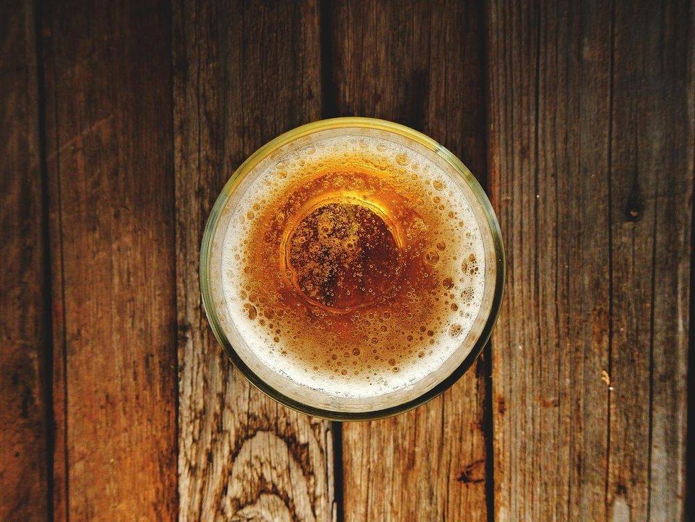 LIFE IS SHORT. DRINK GOOD BEER