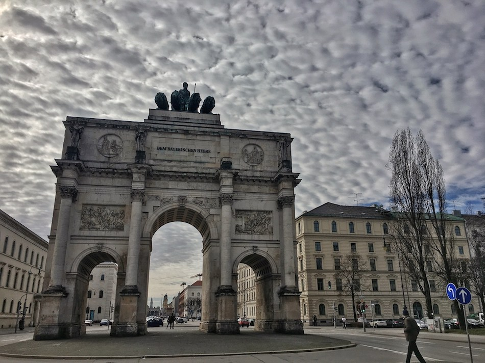 Area.-Gate-between-Maxvorstadt-and-Schwabing-Caption.-Siegestor-the-3-arch-gate-with-a-statue-of-Bavaria-on-top-Munich-Germany-.jpg