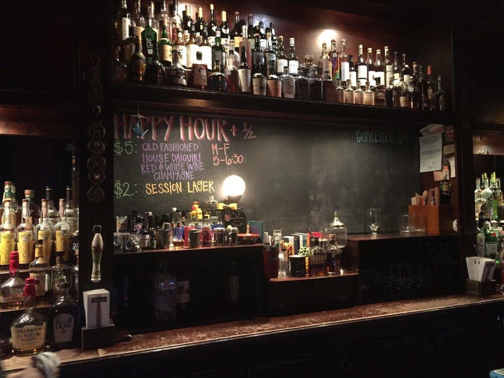 Captain Foxheart's Bad News Bar & Spirit Lodge. Photo by Eric Sandler