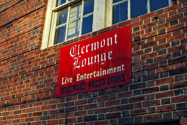 Photo courtesy of Clermont Lounge