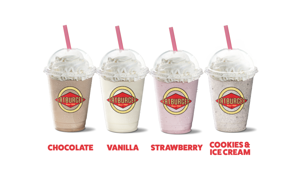 Images of milkshakes