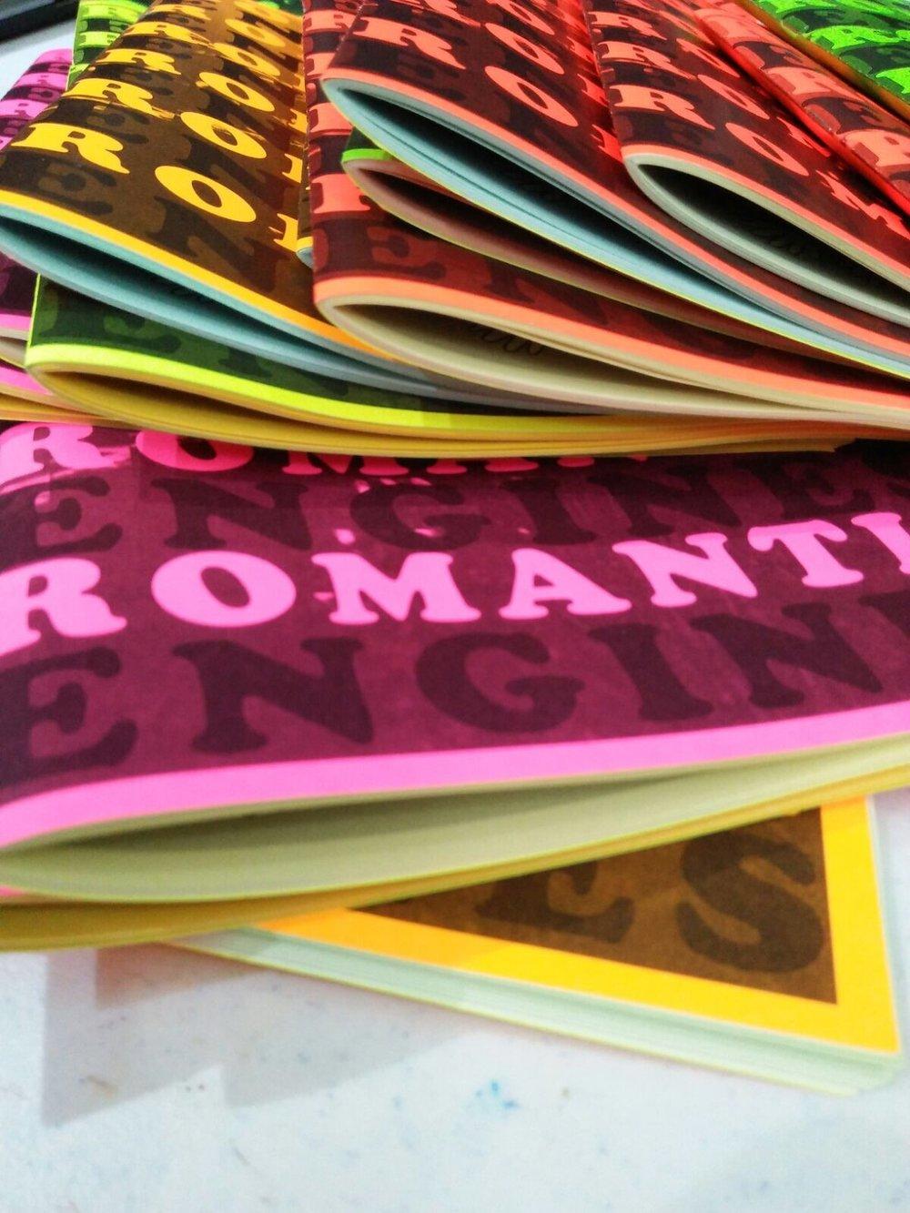 romantic engines zine 2