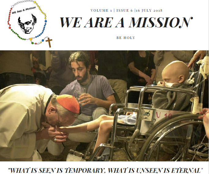 Issue 6 - We Are A Mission