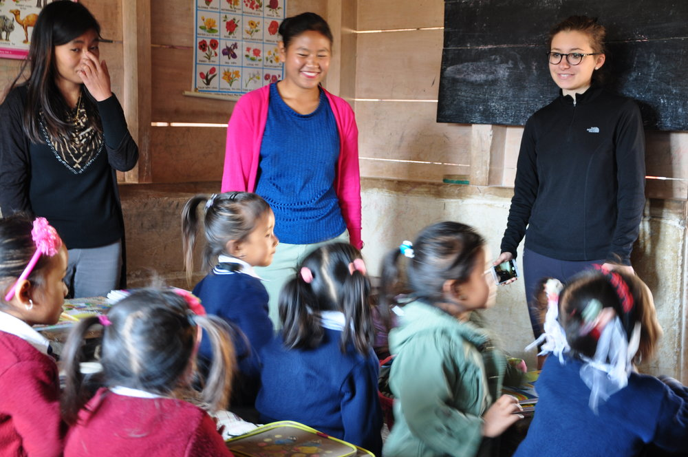 Education - Sponsor a child, or help build up one of our schools.