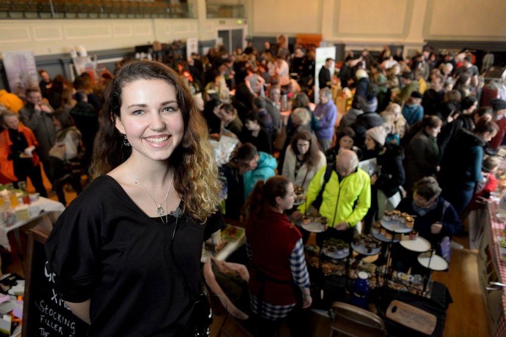 Daisy Botha - Vegan Fairs Organiser