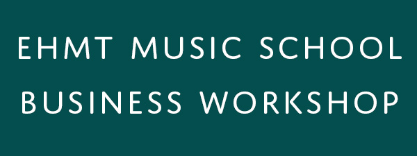 €950 - How to set up a music schoolRunning a music schoolFinancial planning, accounting, payrollTimetablingBrandingHomepage and social mediaBasic marketing(€855 with basic subscription)(€760 with premium subscription)