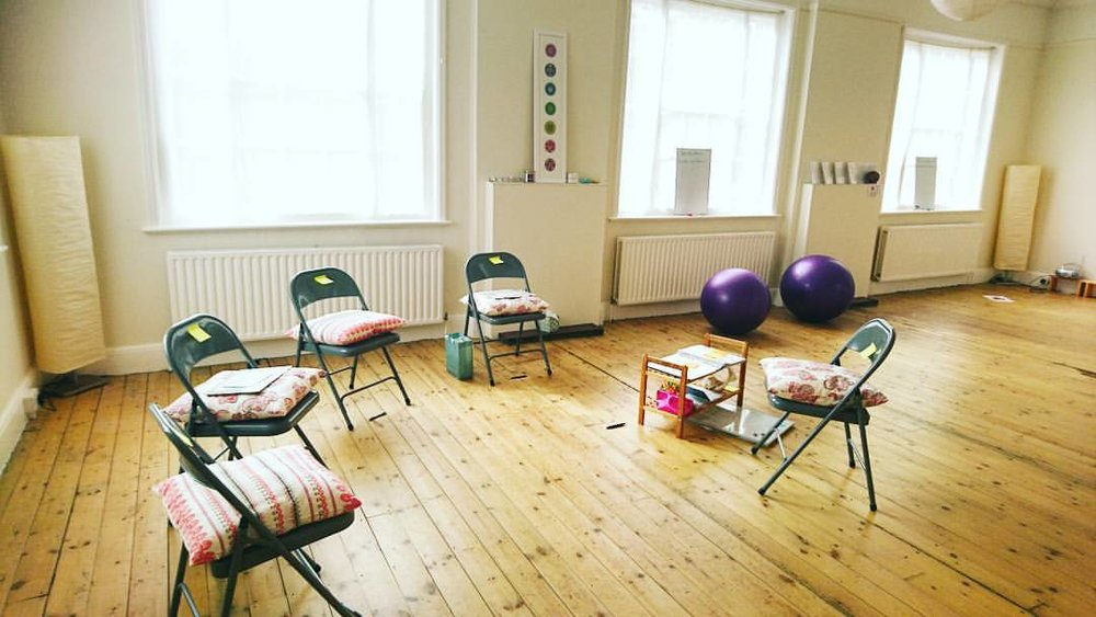 Classes are informal and friendly, bring whatever makes you feel relaxed and comfortable.