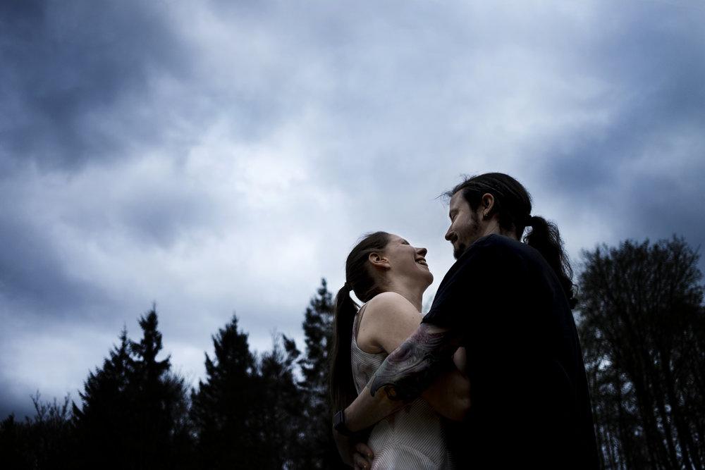 engagment session Edinburgh - winton house Edinburgh Wedding photographer