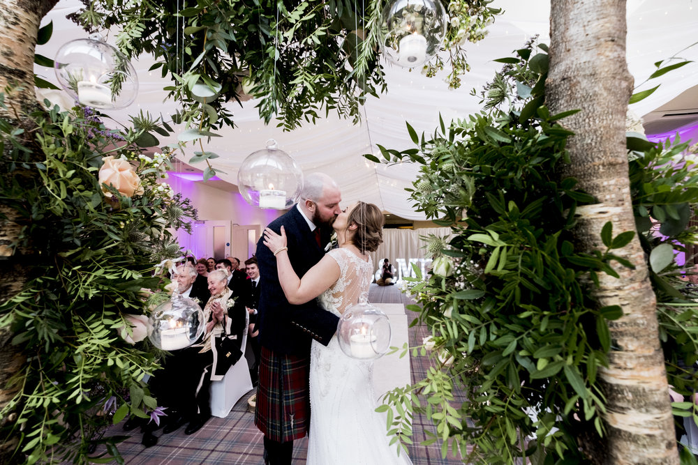 Wedding Couple Inverness Loch Ness house hotel Wedding photographer