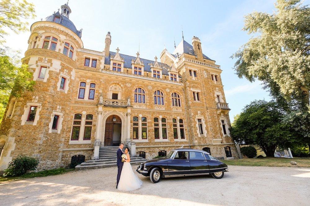 Chateau de meridon