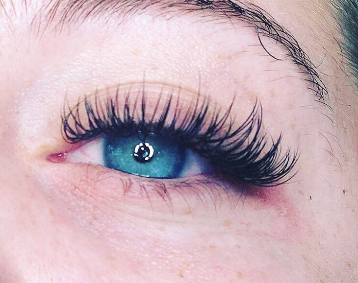 Lash treatments in Essex