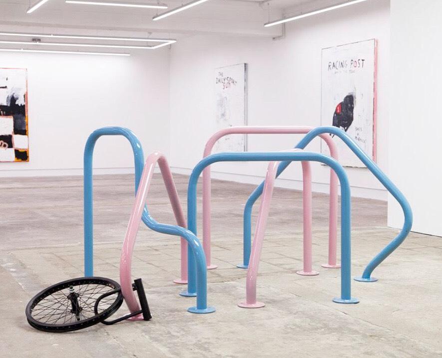 Richie Culver Sculpture, Hull City of Culture 2018.