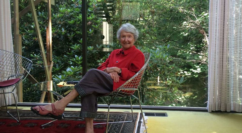 - Cornelia Oberlander is one of the greatest landscape architects of the modern era.