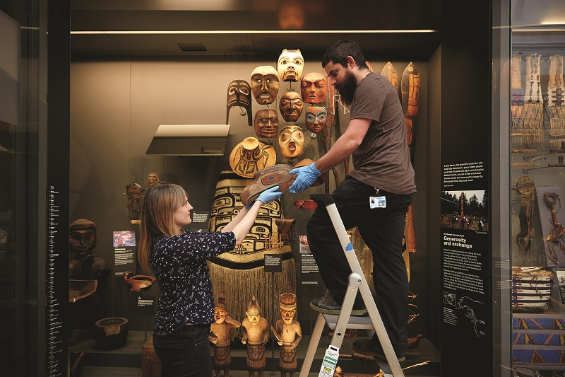 - Enter the Horniman Museum's newest gallery