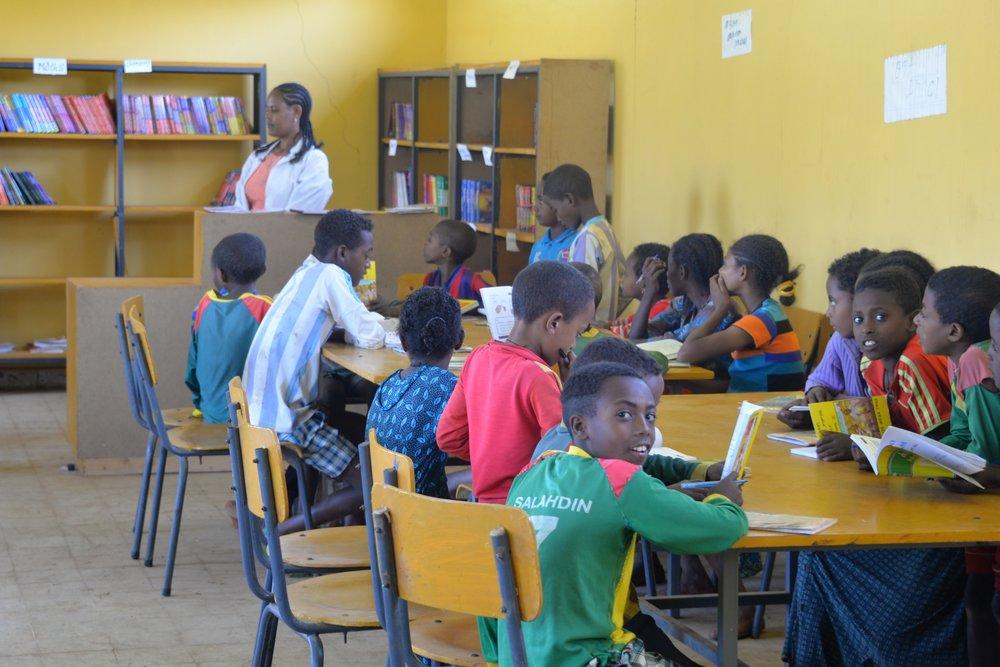 Gimjabet Elementary School