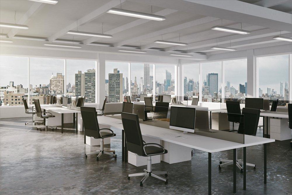 #Classic Modern - Klassisches, zeitloses und schlichtes Design passend für alle Büroräume