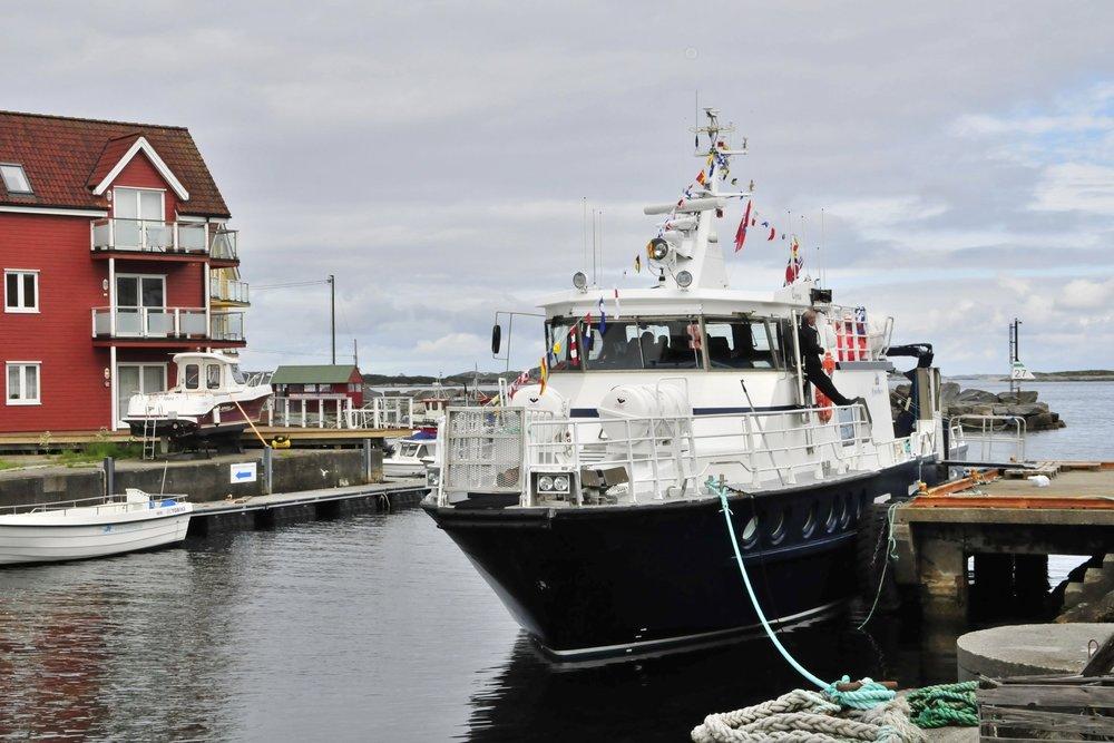 Hellesøy - Fedje -