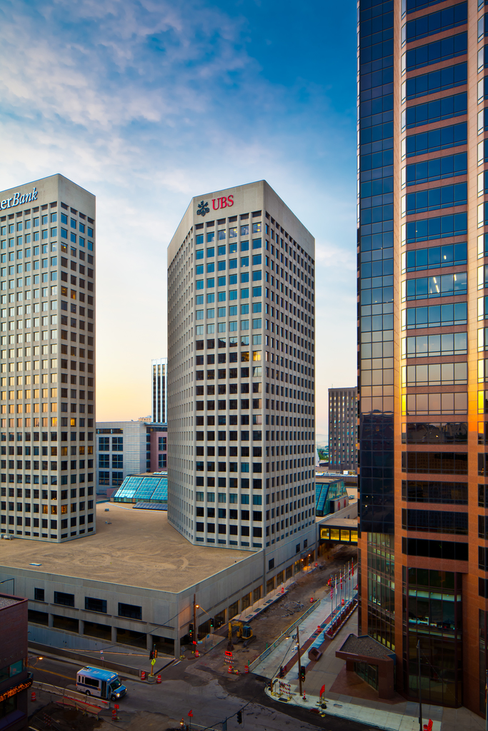 Class A Office Building  229,652 RSF  Acquired in 2017   UBSPlaza.com