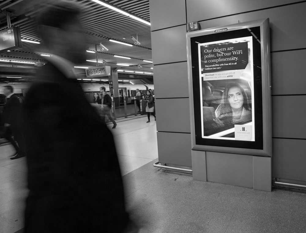 mobile click-through increased by 15% - when combined with Digital OOH