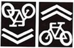 2012 Commercial St sharrows