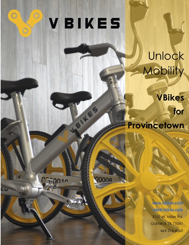 VBikes bailed on its plans to bring dockless bike share to Provincetown and Massachusetts.