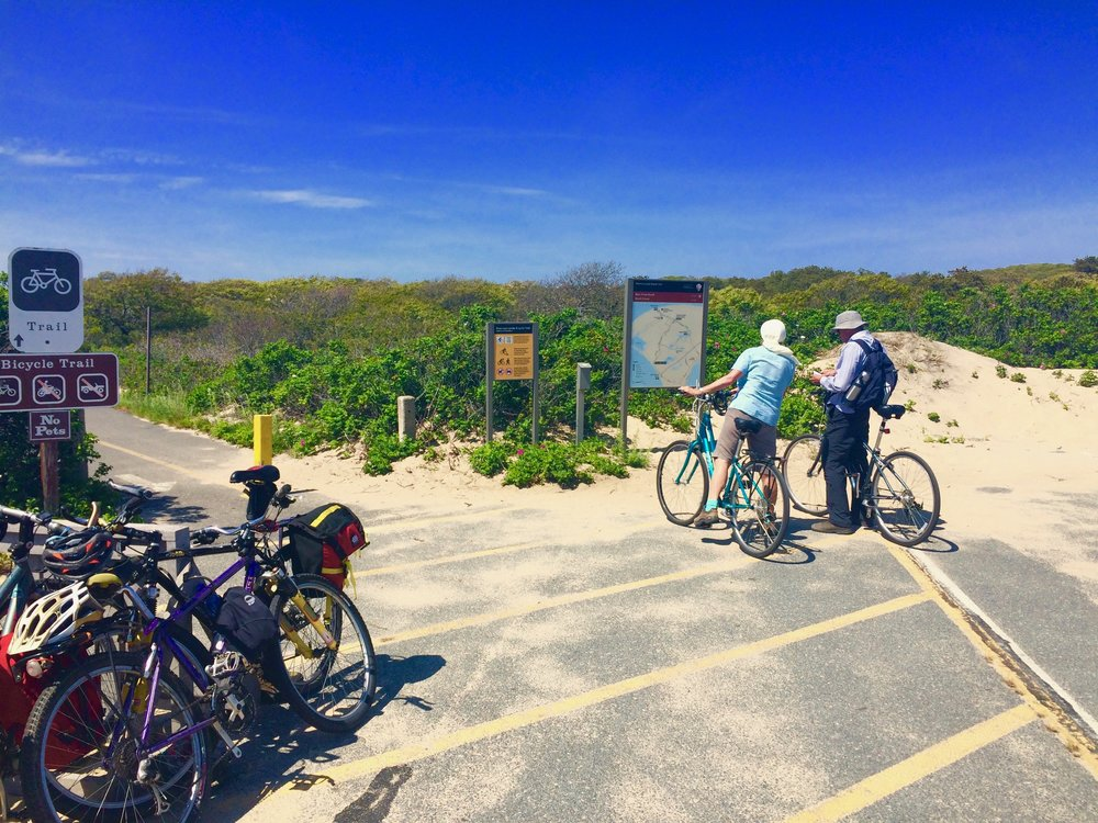 SEASHOREADVENTURE - Explore the bike trails!2.5 to 3 hoursMore Details >>