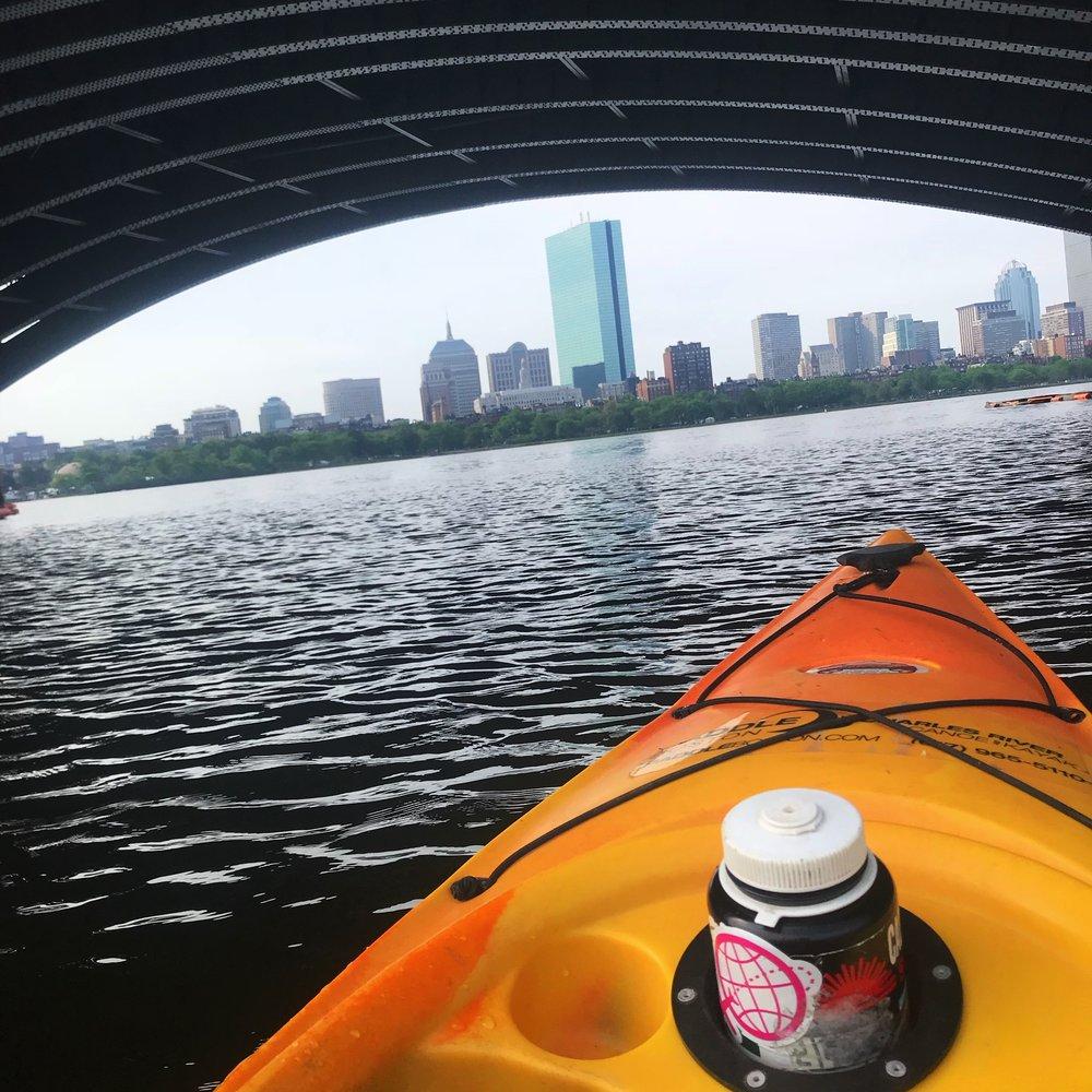 Boston 3 Day Itinerary - City Skyline