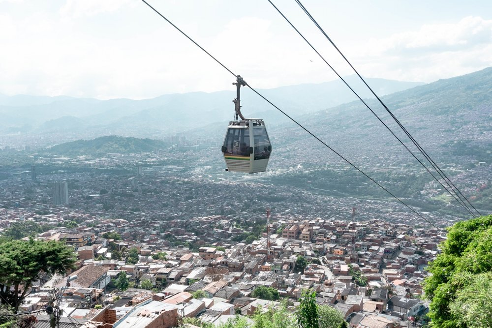 6 Musts on a City Tour of Medellin
