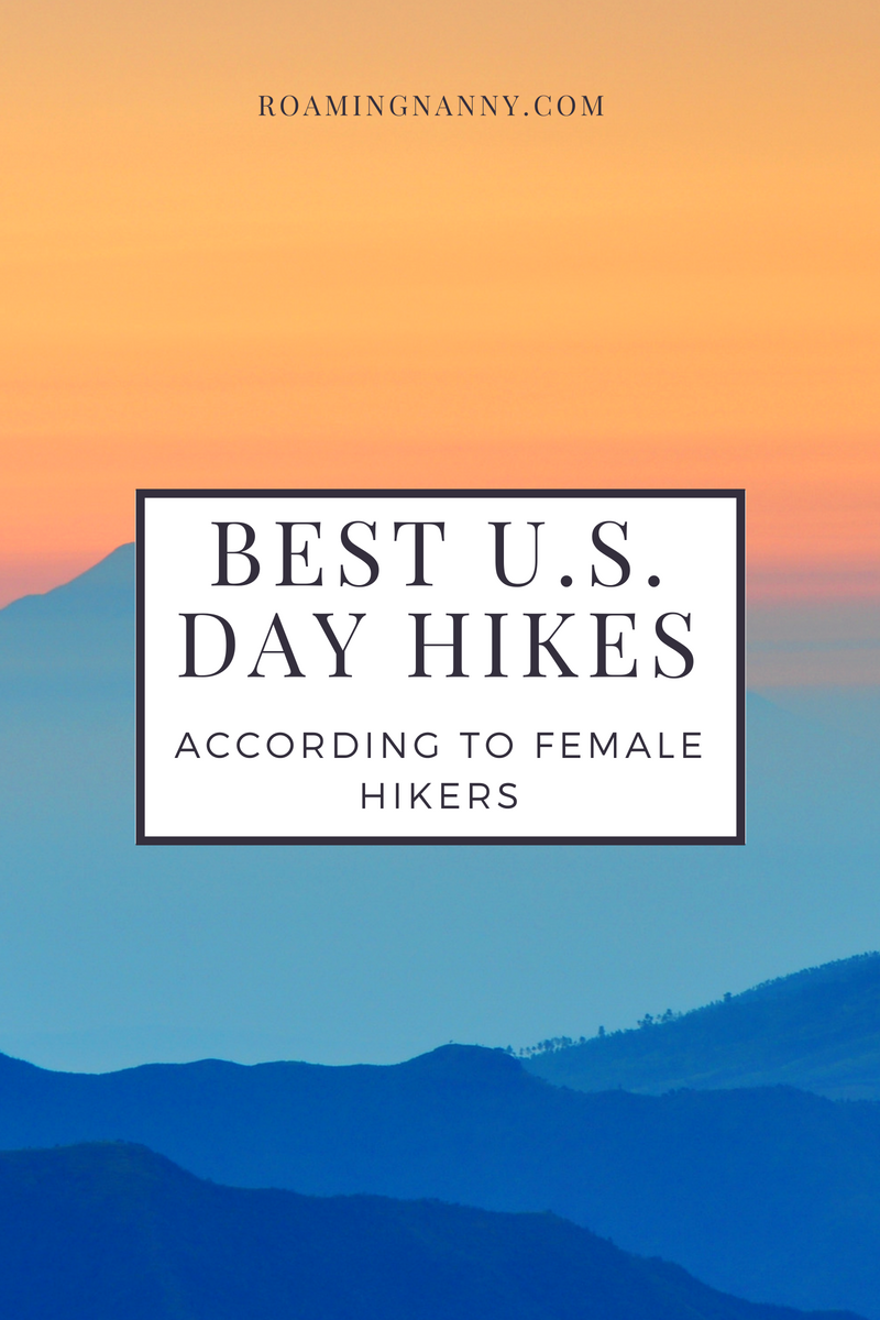 Best U.S. Day Hikes According to Female Hikers