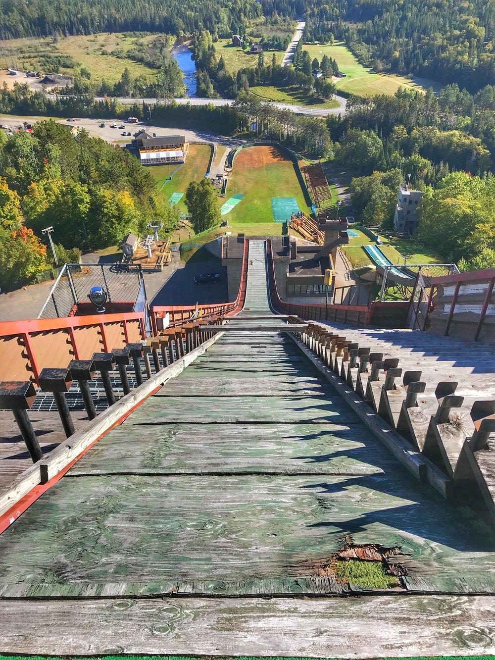 Lake Placid, NY - Ski Jump