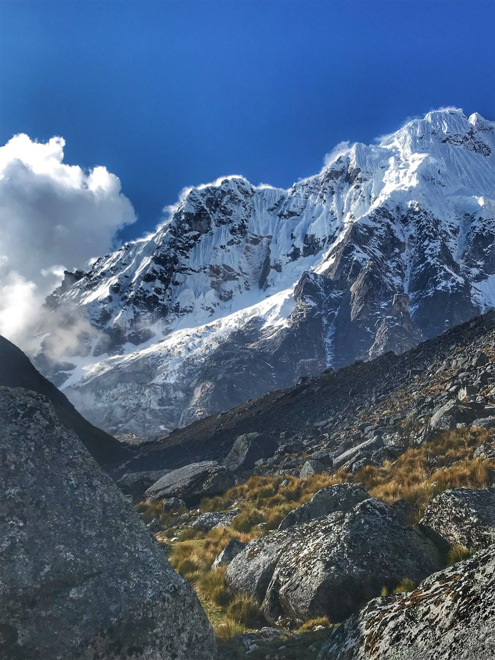 Photos that'll make you want to Hike the Salkantay Trek in Peru