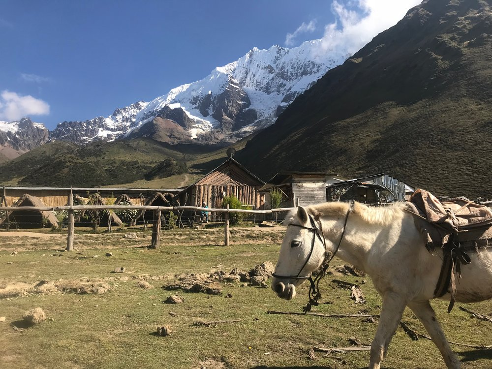 Photos that'll make you want to hike the Salkantay Trek
