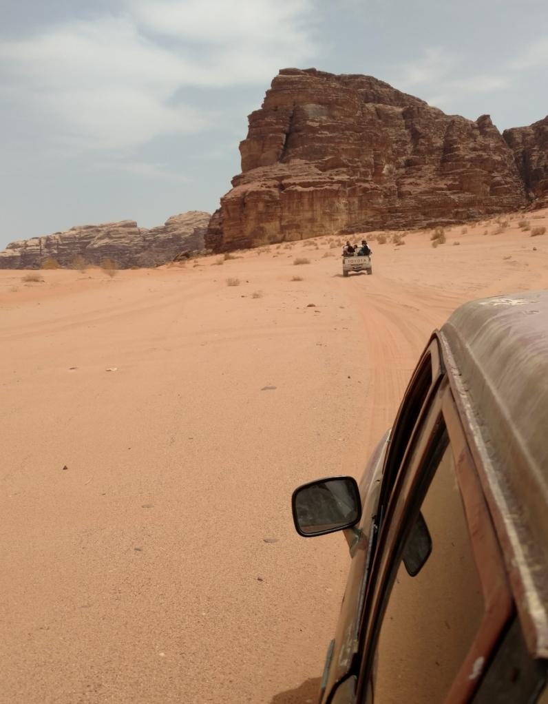 Bucket List Jordan Wadi Rum