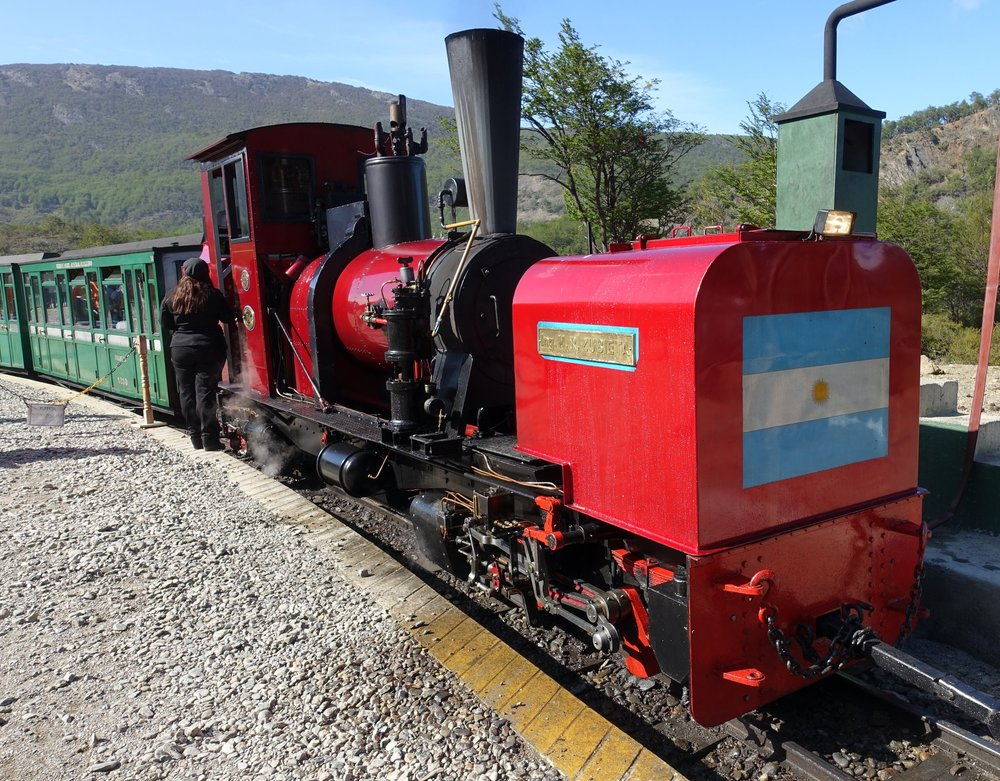 Visit Ushuaia Argentina Train to the End of the World