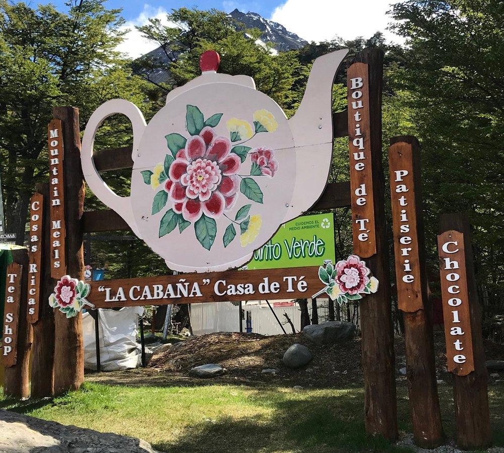 Things to do in Ushuaia Argentina La Cabana Casa de Te