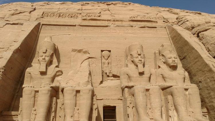 Best Temples of Egypt Abu Simbel