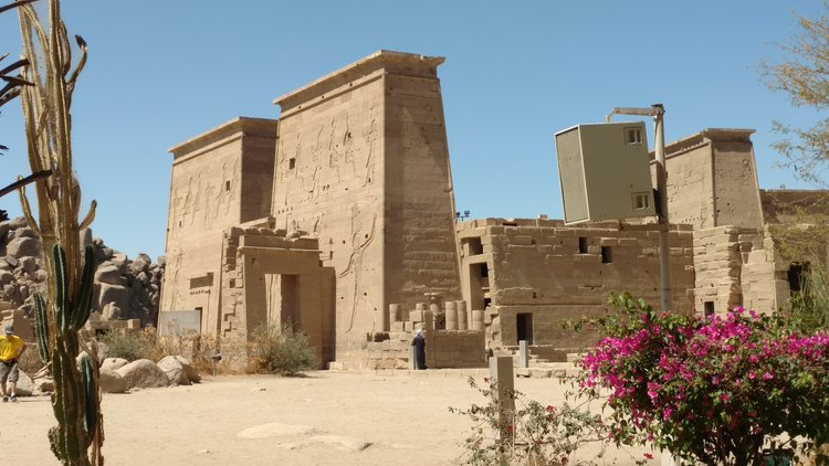 Temples of Egypt Temple of Philae