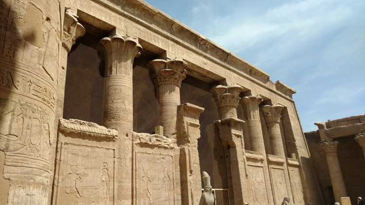 Must See Temples in Egypt Edfu Temple