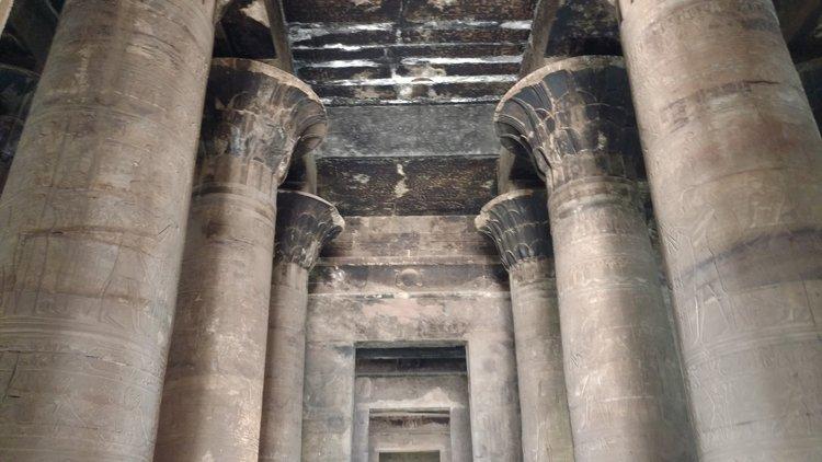 Egyptian Temples Edfu Temple