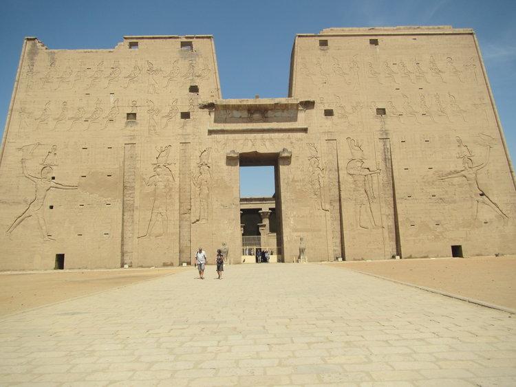Temples of Egypt Edfu Temple