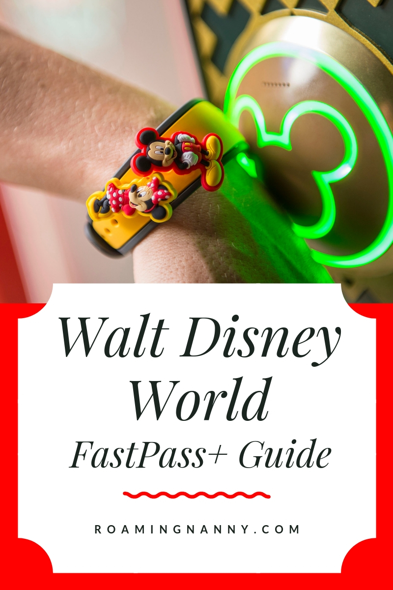 Walt Disney World FastPass+ Guide