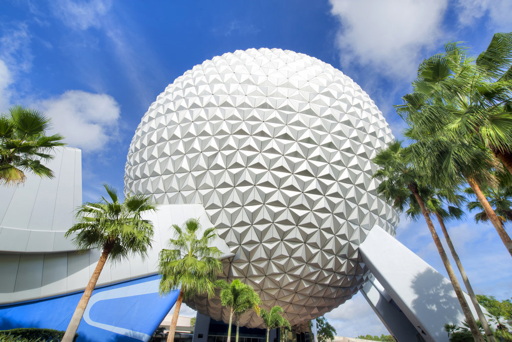 FastPass+ Guide Spaceship Earth